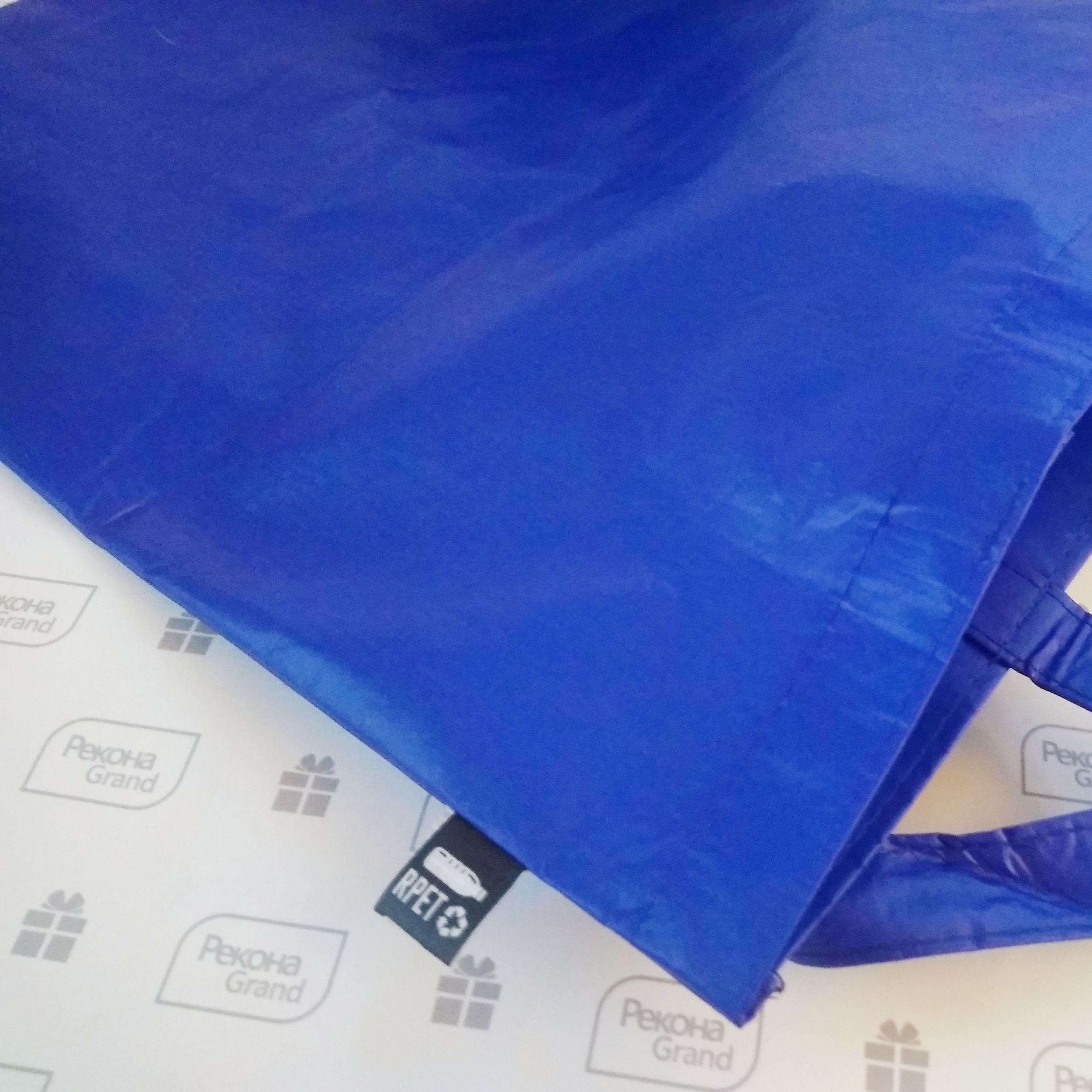 сумки из rpet материала