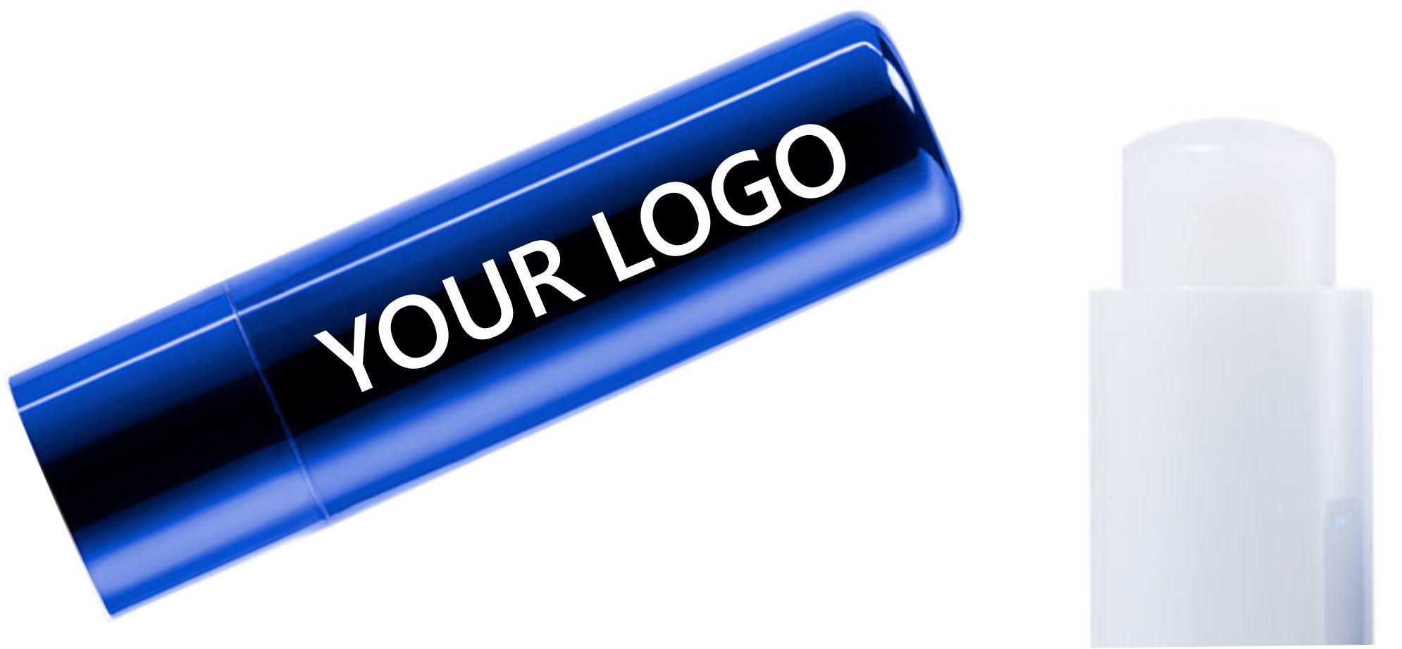 гигиенические помады с логотипом