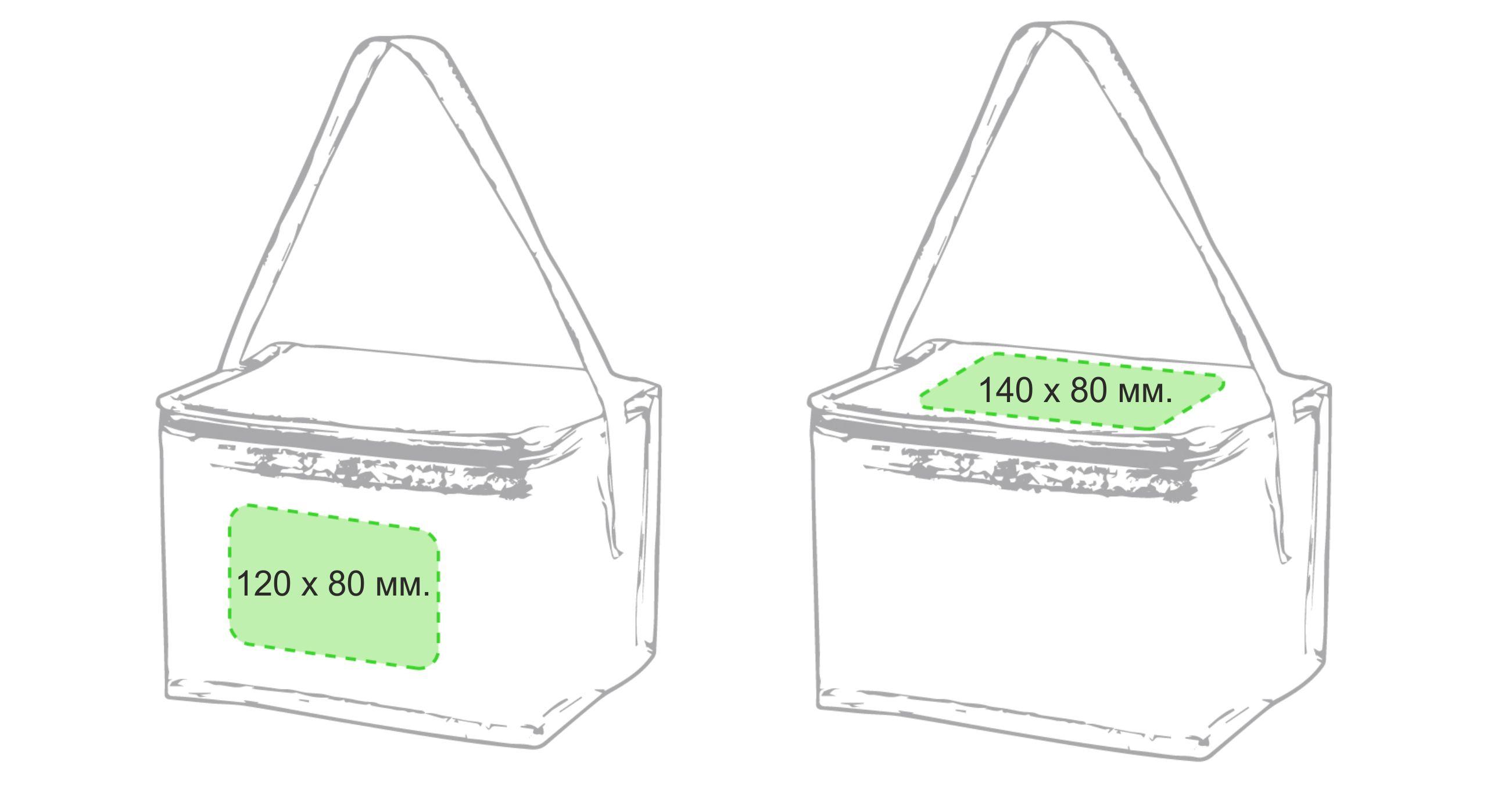 сумки холодильники под нанесение