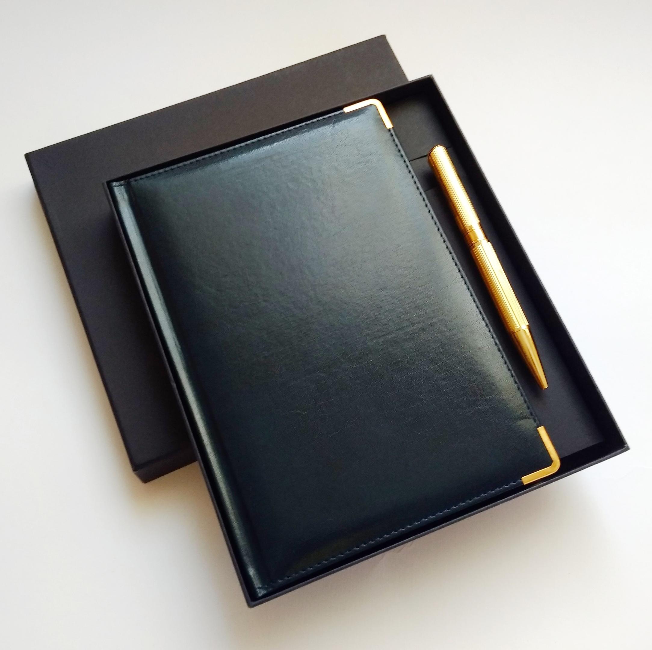подарочные ежедневники с логотипом