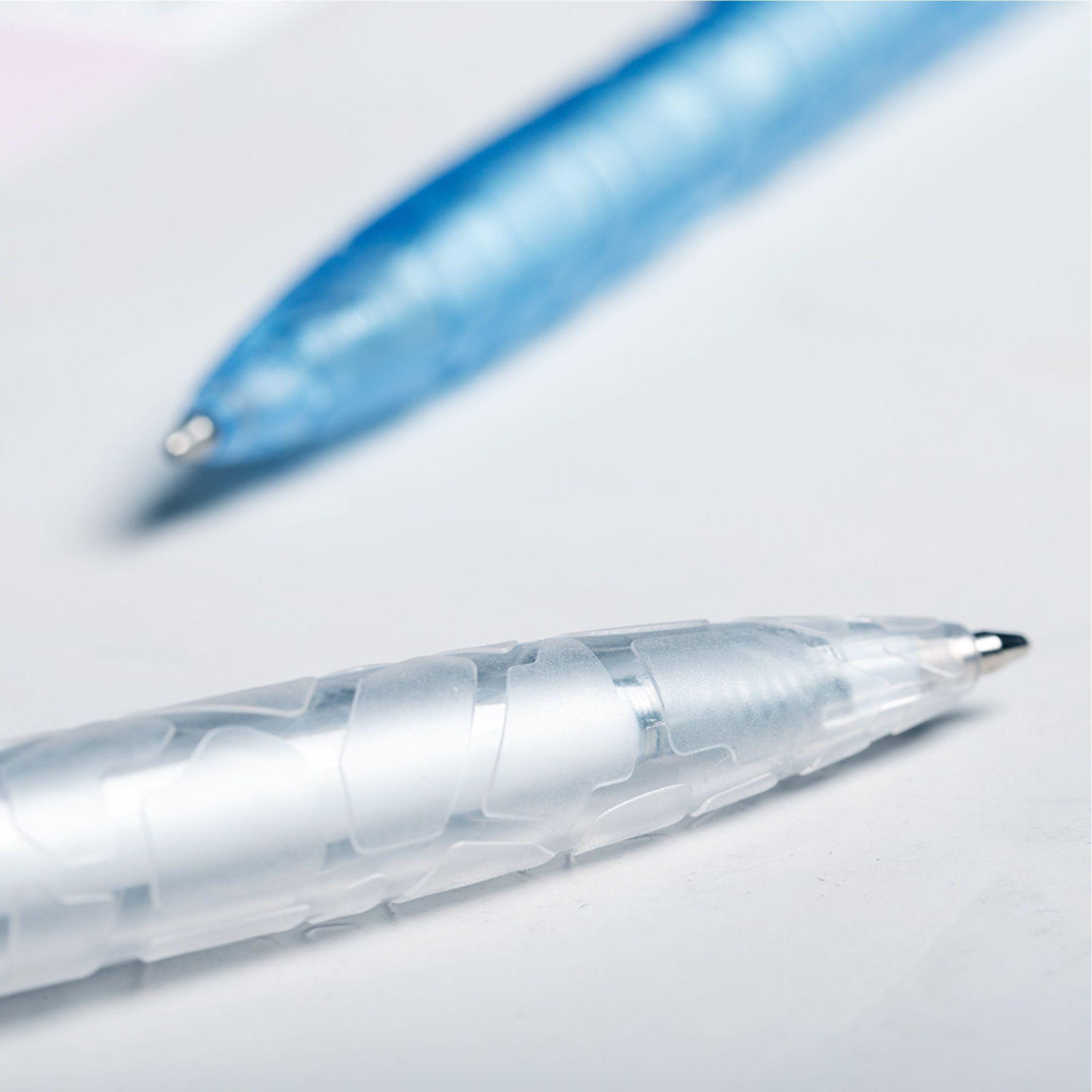 ручки из переработанных бутылок