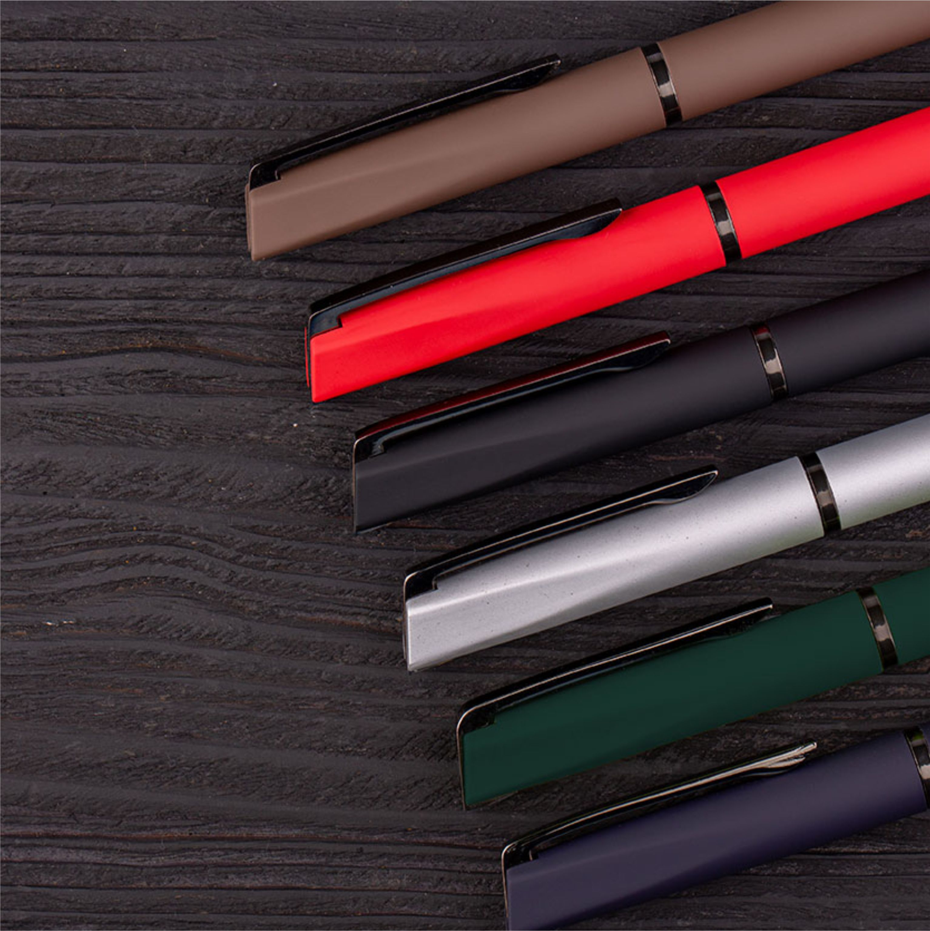 ручки с покрытием soft touch