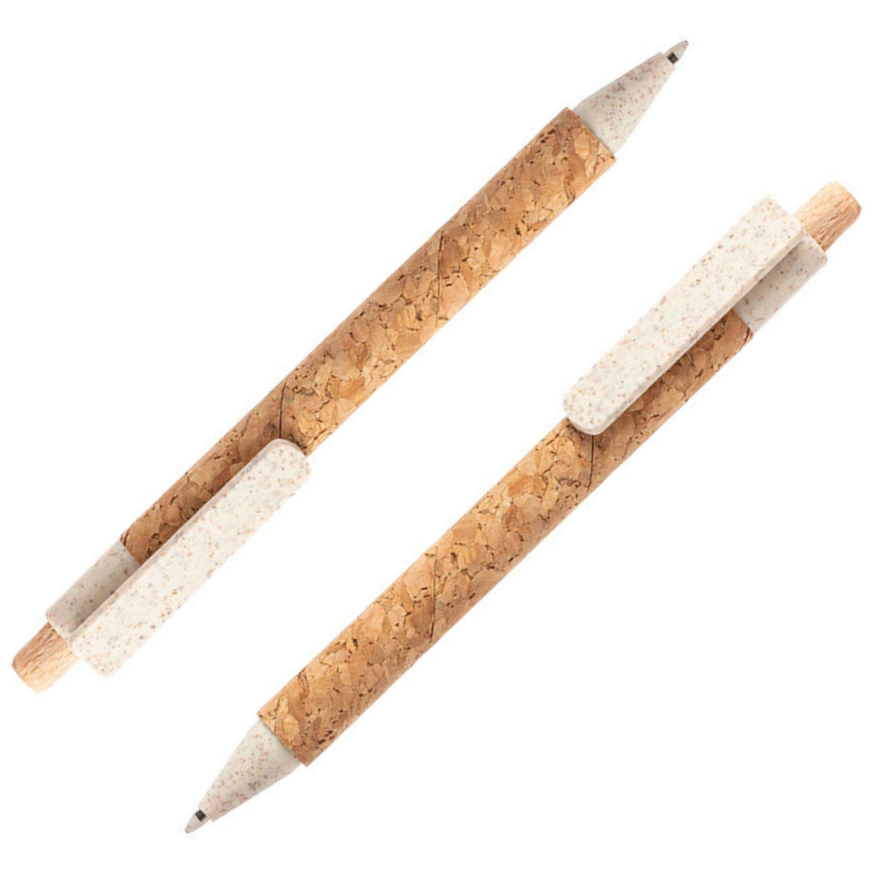 ручки из пробки