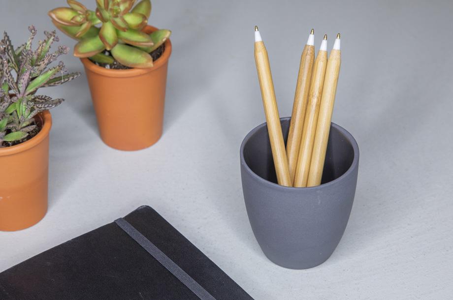ручки из бамбука