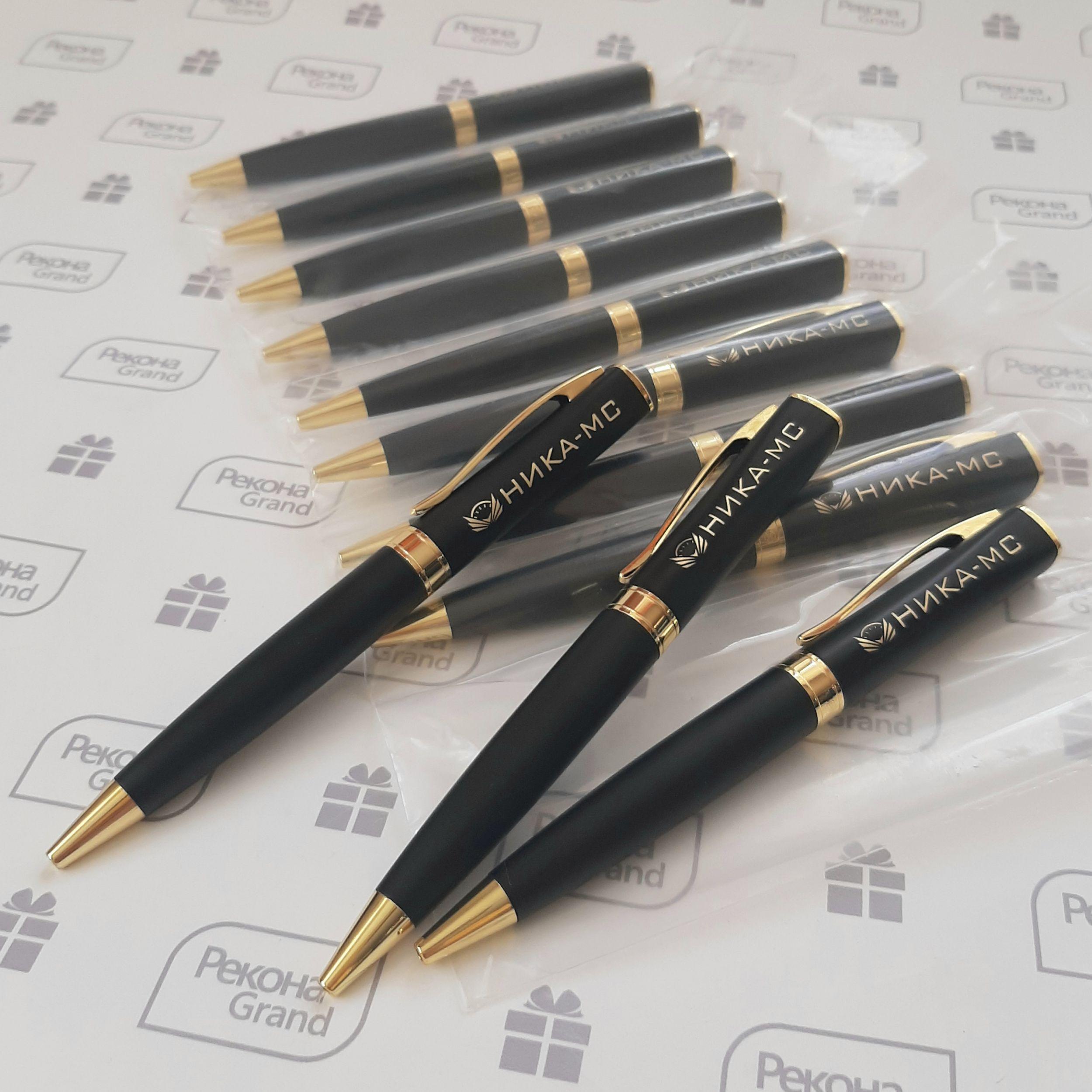 ручки с логотипом в Иркутске